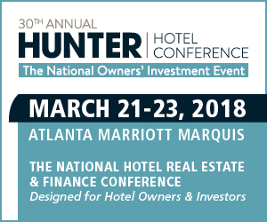 Hunter Conference ad