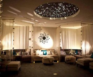 Raad Ghantous designed spa