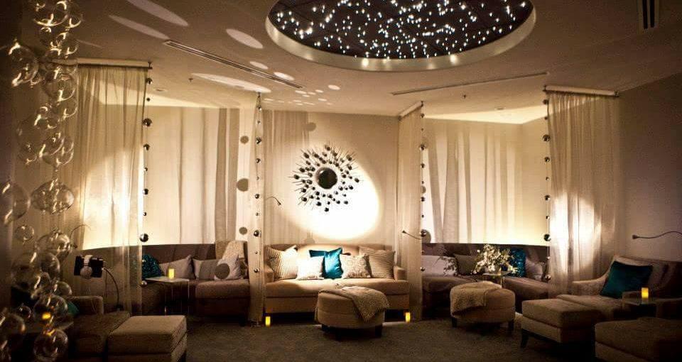 Raad Ghantous designed spa