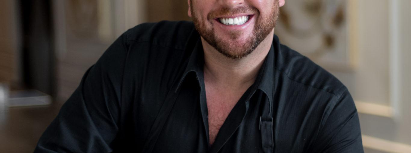 Scott Conant, headshot by Ken Goodman