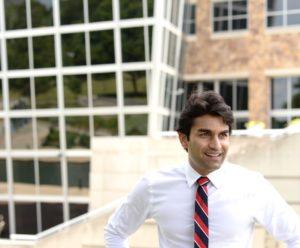 Congressional candidate Suraj Patel