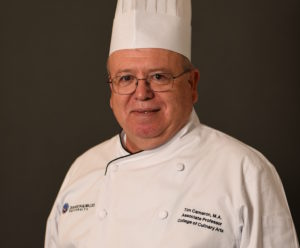 Chef Tim Cameron