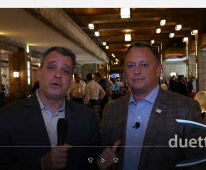 Glenn and Chris Green, CCO, Chesapeake Hospitality