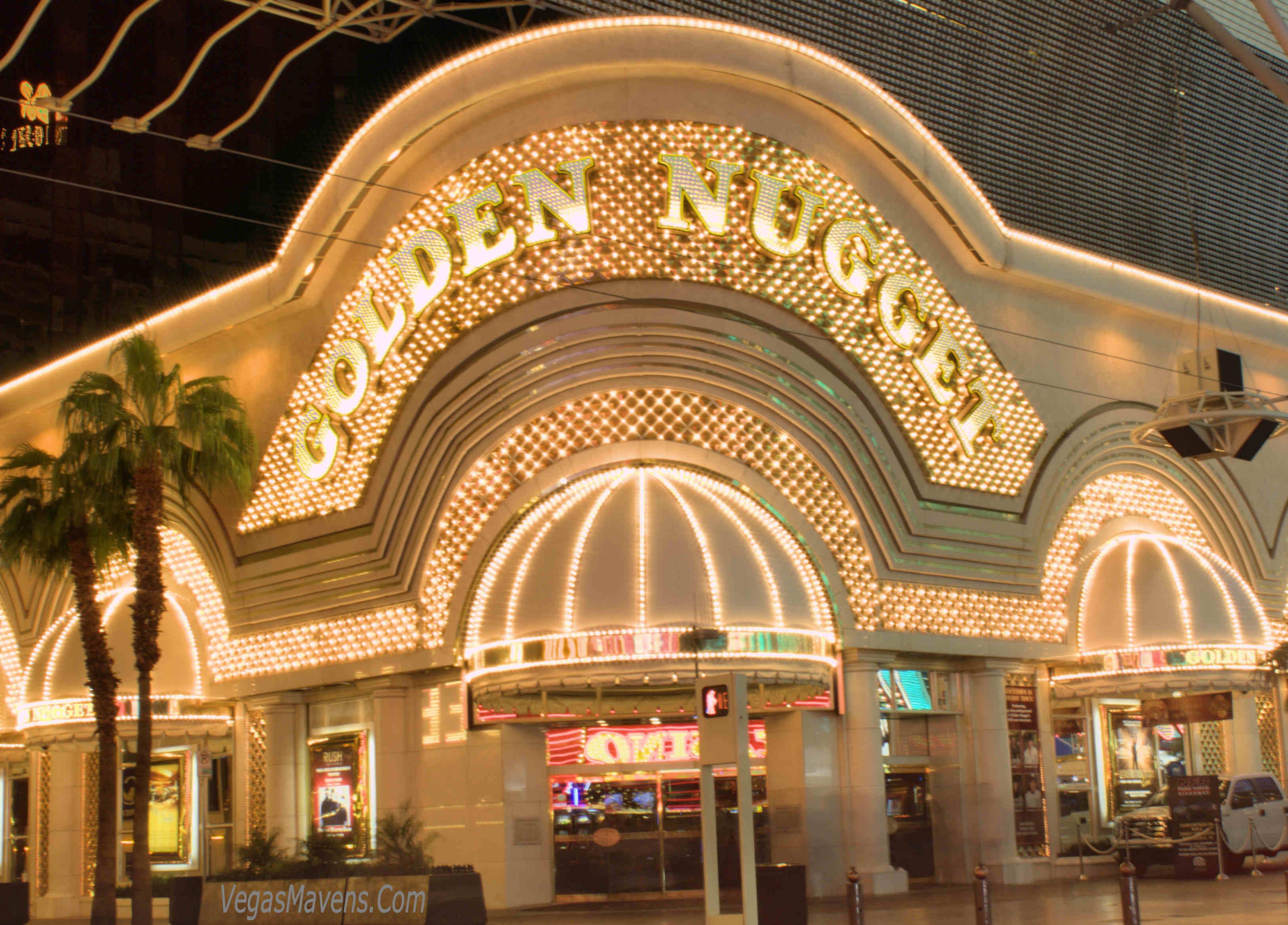 Golden Nugget Casinos Launches Enhanced Loyalty Program - No Vacancy