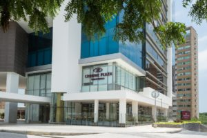 Crowne Plaza in Barranquilla, Columbia