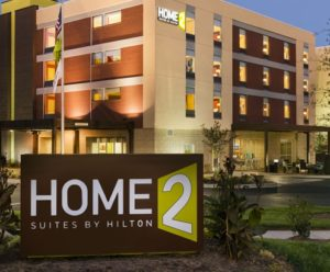 Home2 Suites exterior