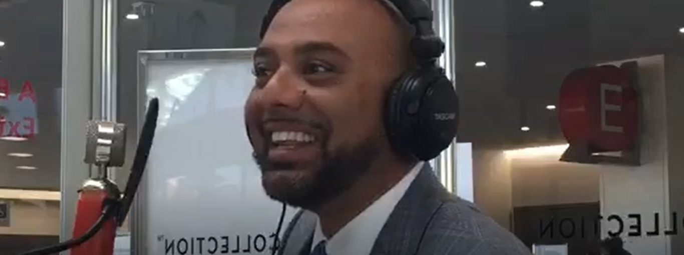 HP Patel in studio