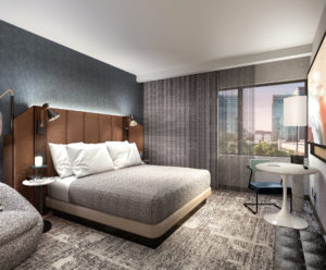 Tempo by Hilton King Room rendering