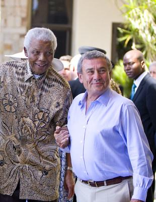 Nelson-Mandela--Sol-Kerzner