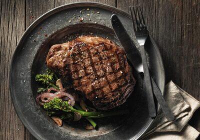Indigo Road steak